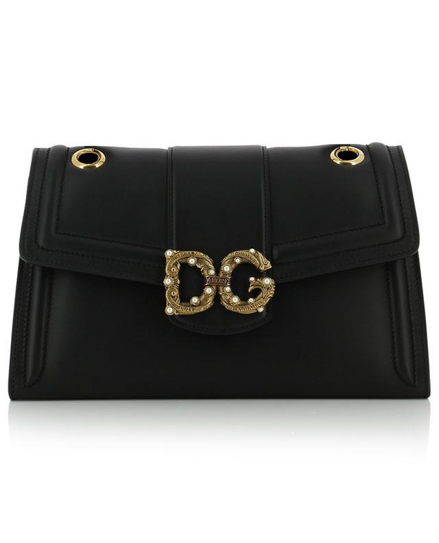 DG Amore calfskin shoulder bag DOLCE & GABBANA