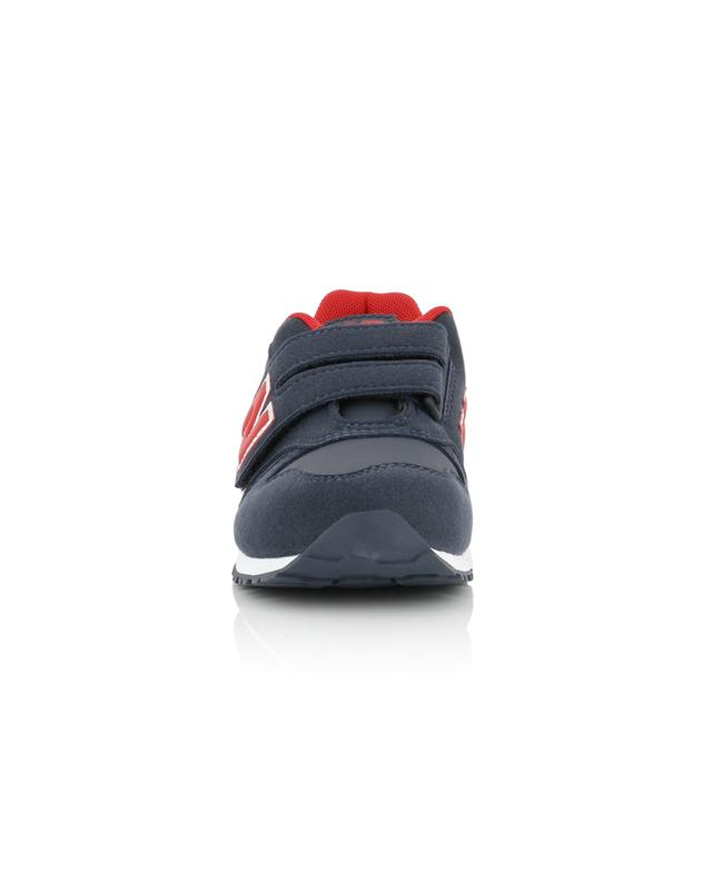 373 multi material sneakers with Velcro straps NEW BALANCE