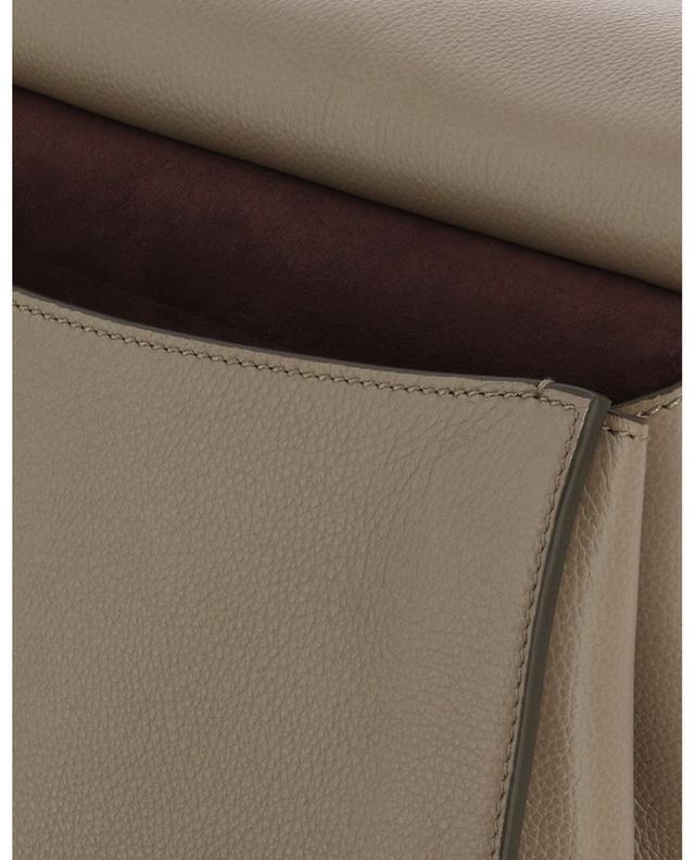 Tasche aus genarbtem Leder Sicily Soft Medium DOLCE & GABBANA