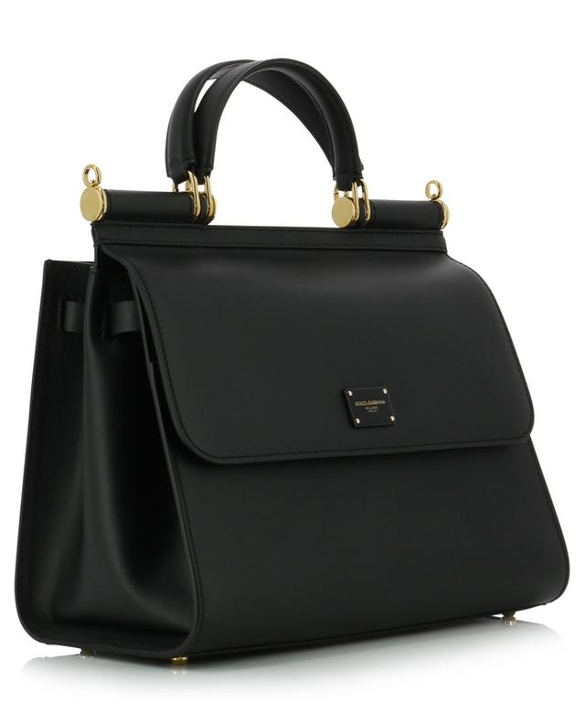 Sicily 58 Large calfskin handbag DOLCE & GABBANA