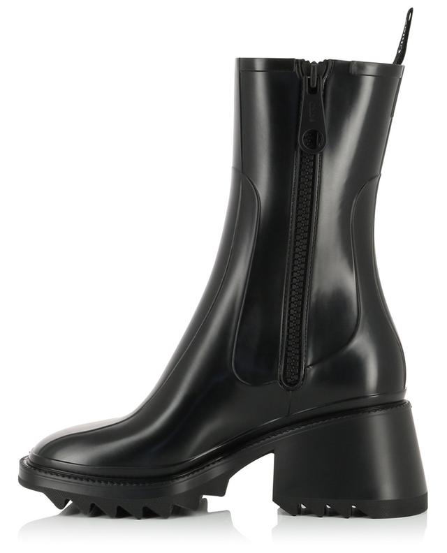 Betty zippered rain boots CHLOE