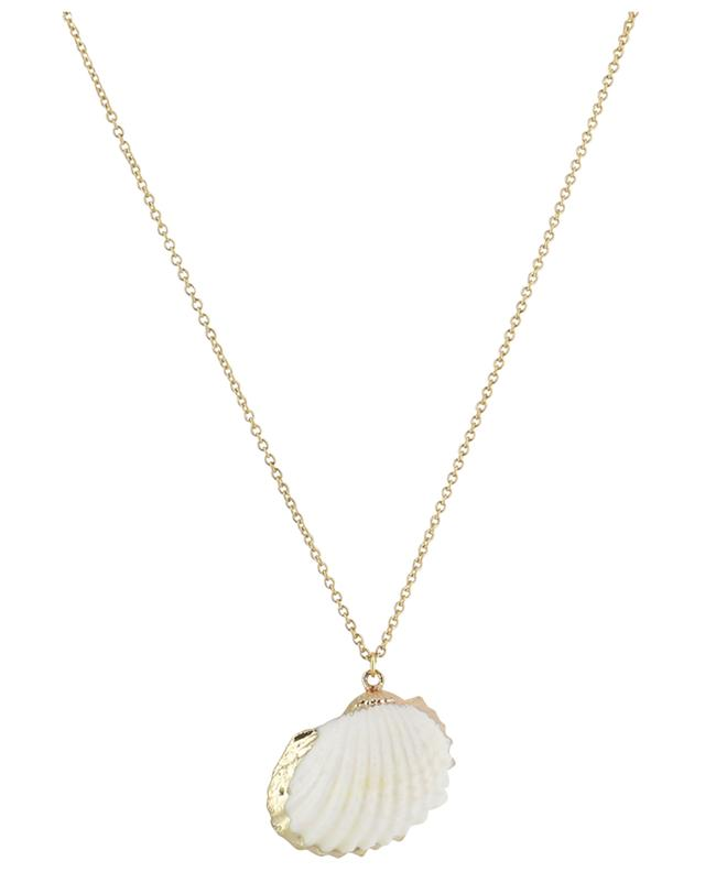 White Shell necklace THEGOLDLOVESHOP
