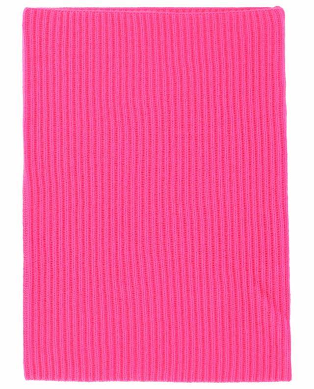 Rib knit cashmere snood BONGENIE GRIEDER