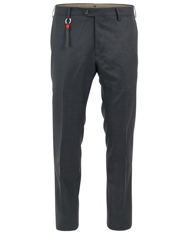 Slim-Fit-Hose aus Schurwolle MARCO PESCAROLO