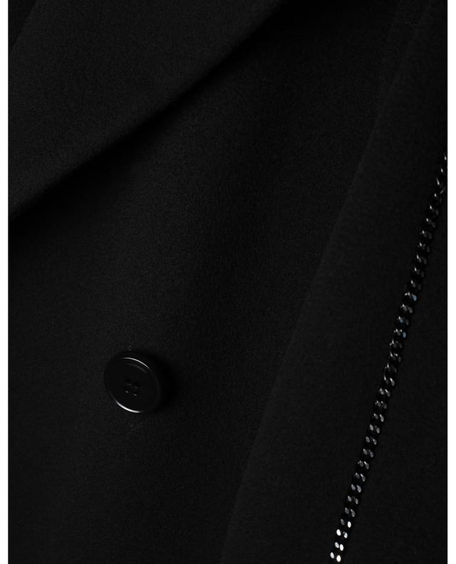 Lined wool coat CINZIA ROCCA