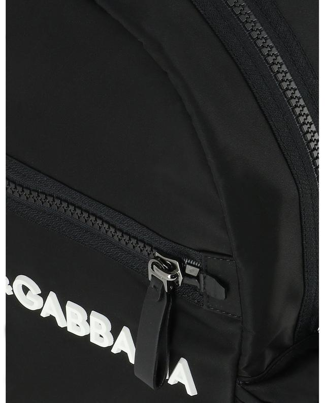 Logo nylon backpack DOLCE & GABBANA