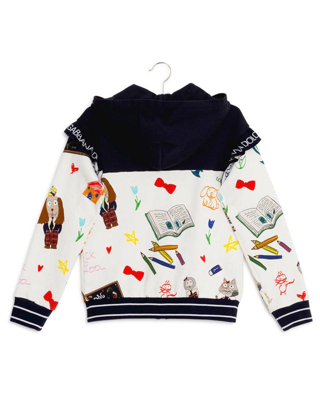 Back To School track jacket DOLCE & GABBANA