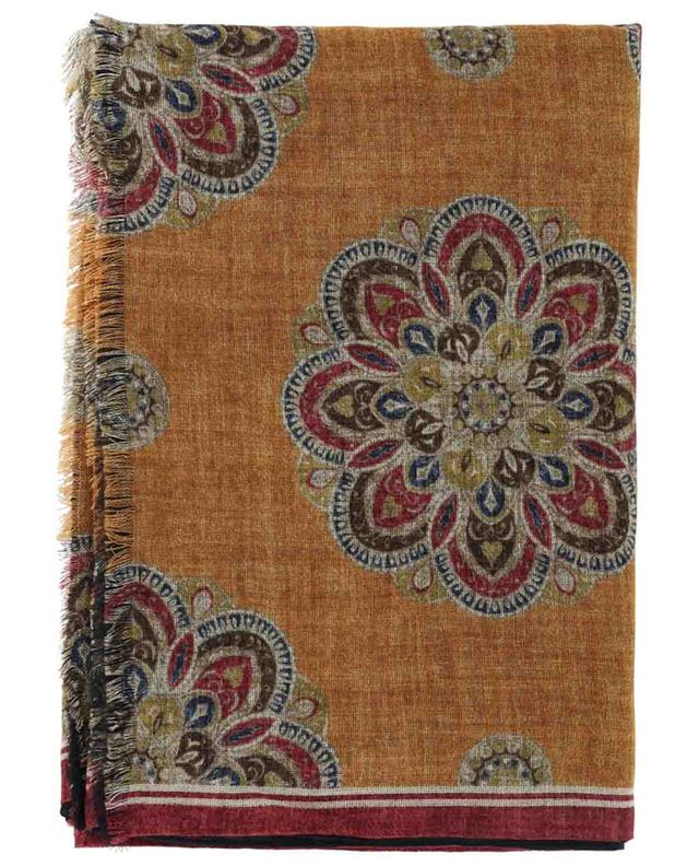 Vail large floral reversible scarf ROSI COLLECTION