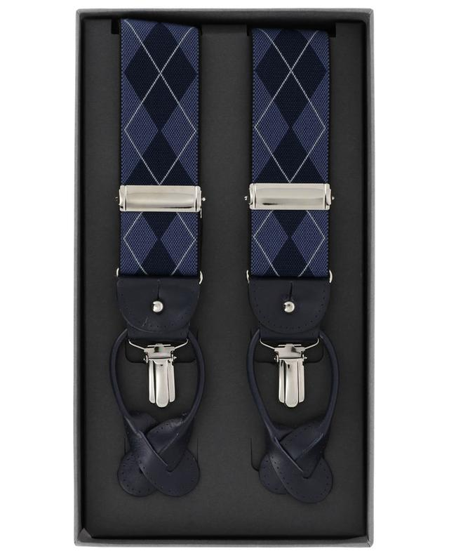 Diamond patterned braces ROSI COLLECTION