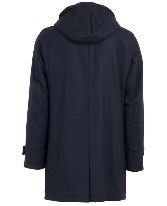 Padded wool coat BORRELLI
