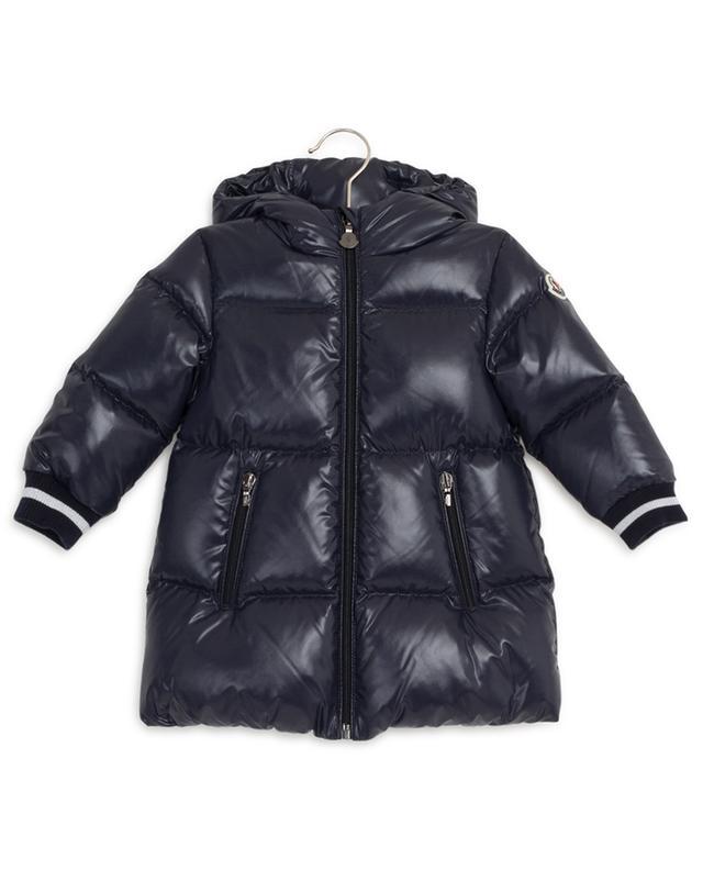 Manteau matelassé à capuche Gliere MONCLER