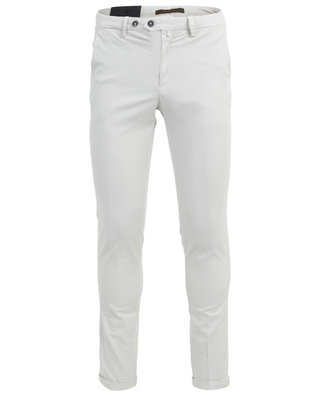 Pantalon chino en coton mélangé B SETTECENTO