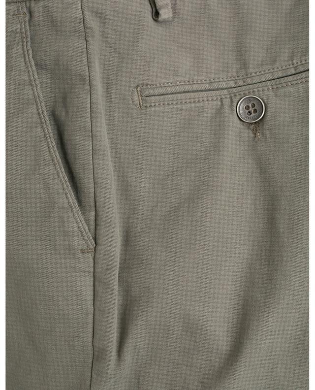 Hose aus Baumwolle mit Hahnentrittmuster B SETTECENTO