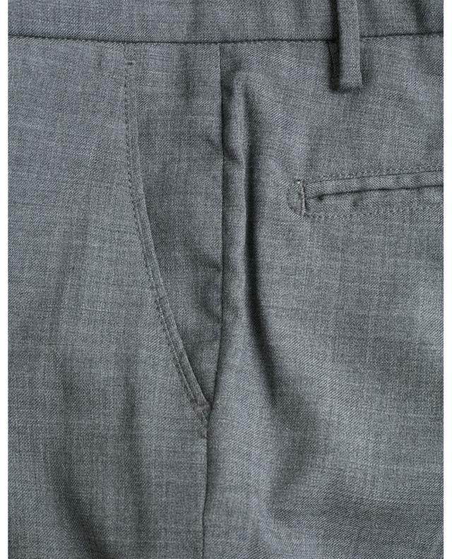 Slim-Fit-Hose aus Woll-Twill B SETTECENTO