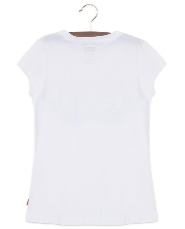 T-shirt slim imprimé logo étoilé LEVI'S KIDS