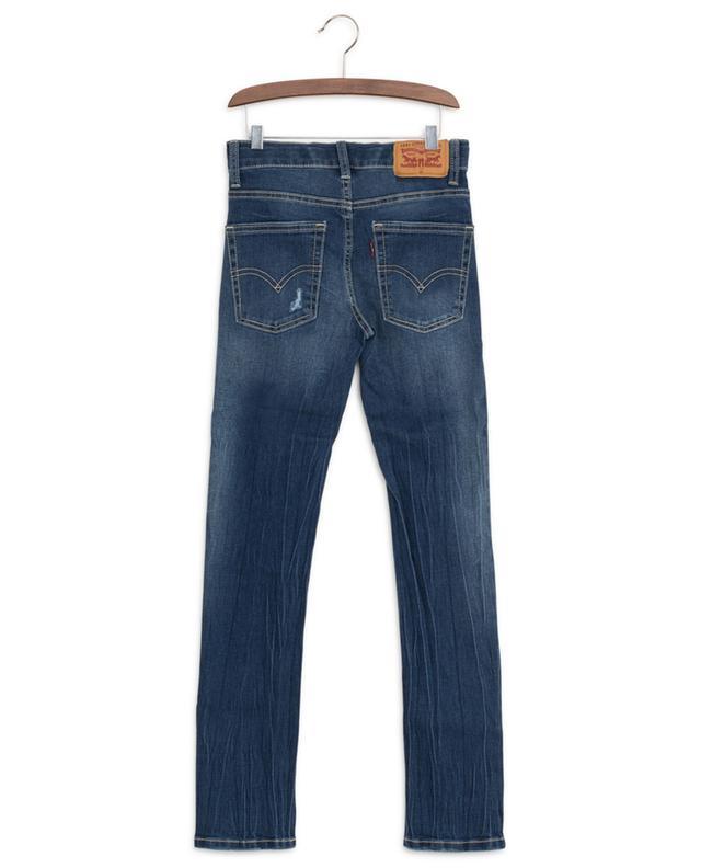 510 slightly faded skinny fit jeans LEVI'S KIDS