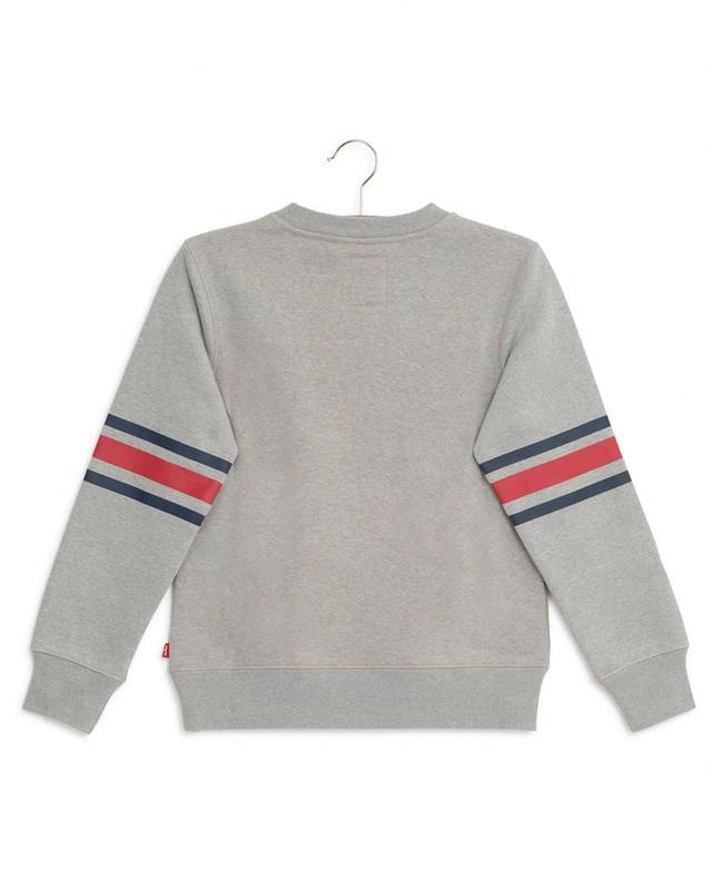 Sweatshirt aus Baumwollvlies Heather LEVI'S KIDS