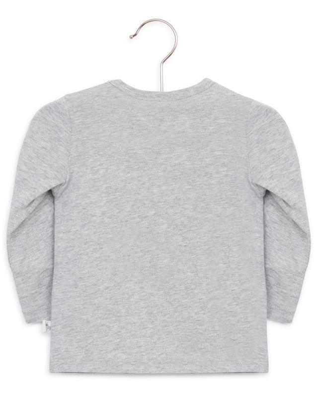 Space Shuttle long-sleeved T-shirt STELLA MCCARTNEY KIDS