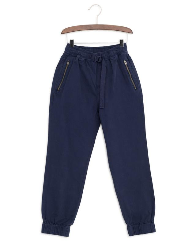 Pantalon fuselé en coton STELLA MCCARTNEY KIDS