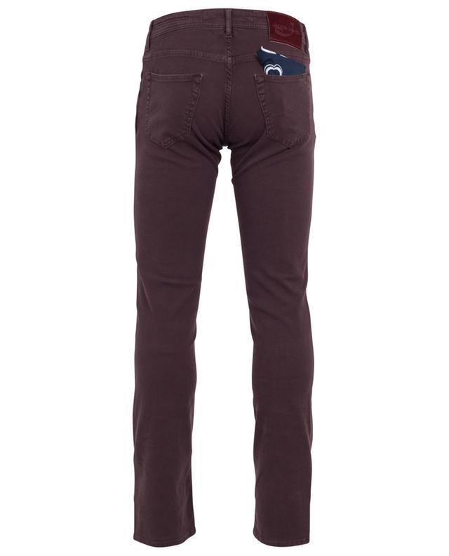 Slim-Fit-Jeans mit Piqué-Textur J622-CONF JACOB COHEN