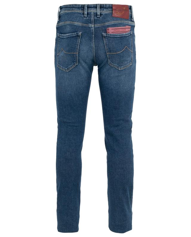 J622 distressed slim fit jeans JACOB COHEN