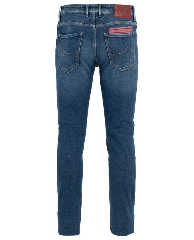 Ausgewaschene Slim-Fit Jeans J622 JACOB COHEN