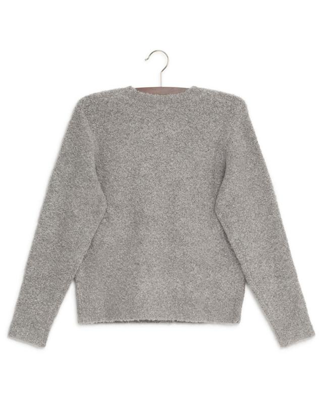 Eyes adorned wool blend jumper STELLA MCCARTNEY KIDS