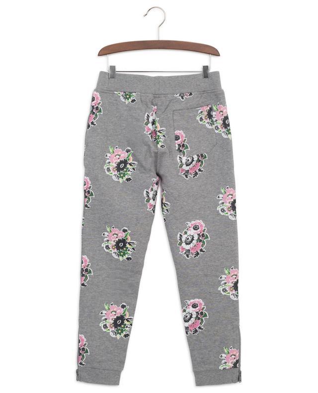 Pantalon de jogging en coton durable Flower Bouquet STELLA MCCARTNEY KIDS