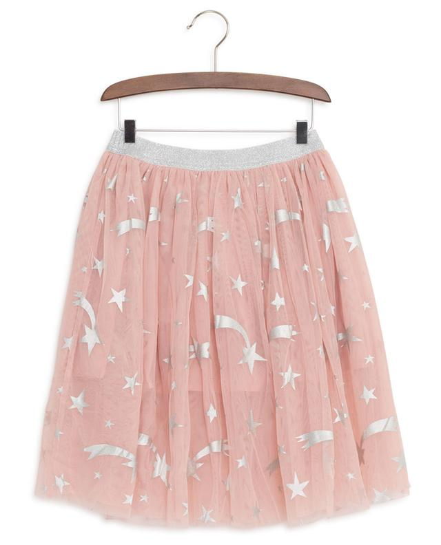 Silver stars tulle skirt STELLA MCCARTNEY KIDS