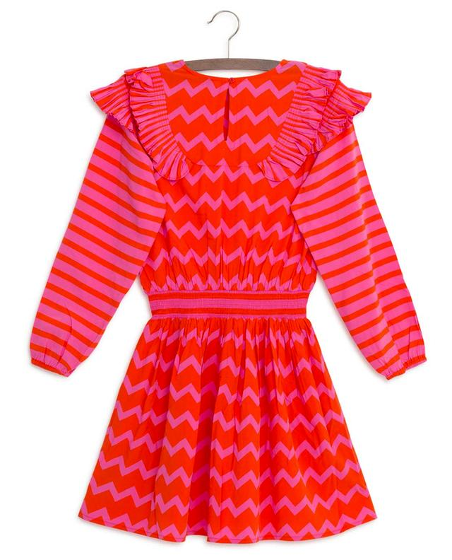 Herringbone smock dress STELLA MCCARTNEY KIDS