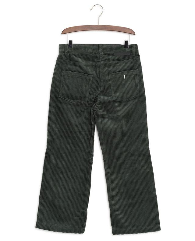 Pantalon évasé en velours côtelé STELLA MCCARTNEY KIDS