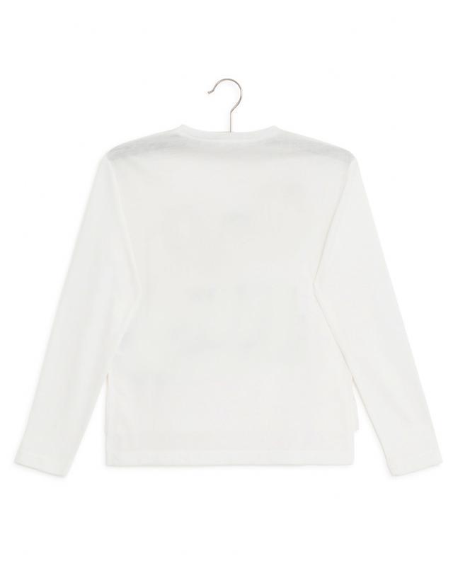 T-shirt imprimé et clous LIU JO