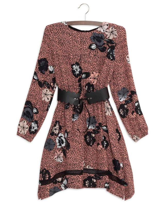Floral viscose dress LIU JO
