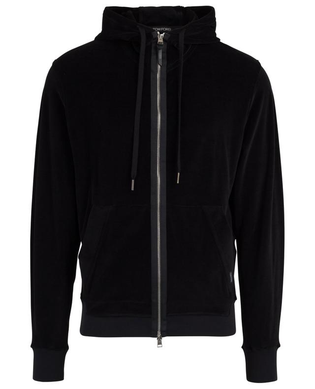 Veste de jogging en velours TOM FORD