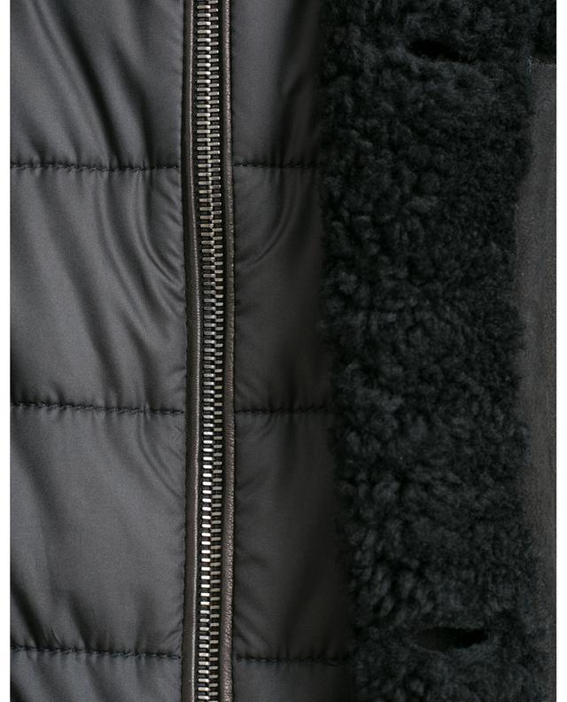 Mantel aus Schafspelz RUFFO