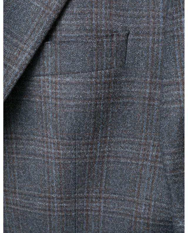 Costume en laine à carreaux BONGENIE GRIEDER