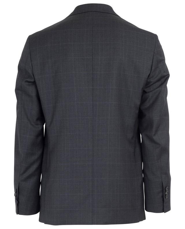 Virgin wool check suit BONGENIE GRIEDER