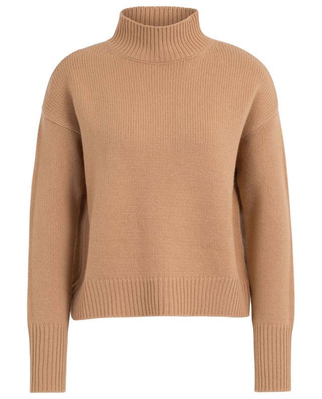 Cashmere jumper with stand-up collar BONGENIE GRIEDER