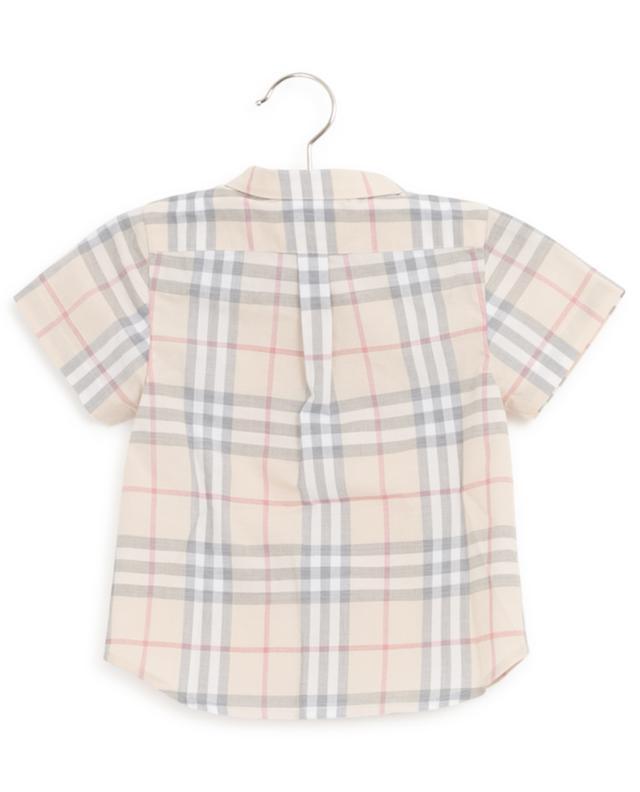 Chemise à carreaux Trauls BURBERRY