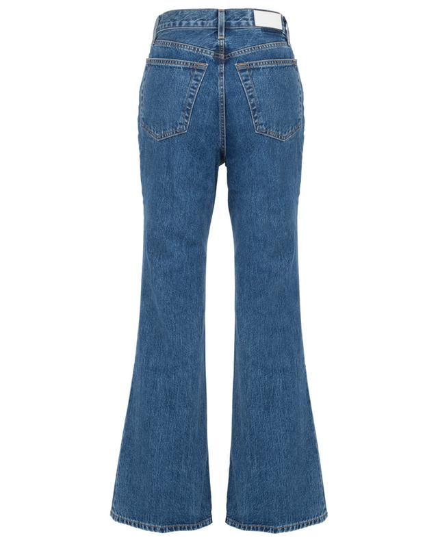 Jean large taille haute 70s Bell Bottom RE/DONE
