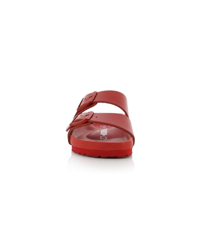 Birkenstock flat leather slides VALENTINO