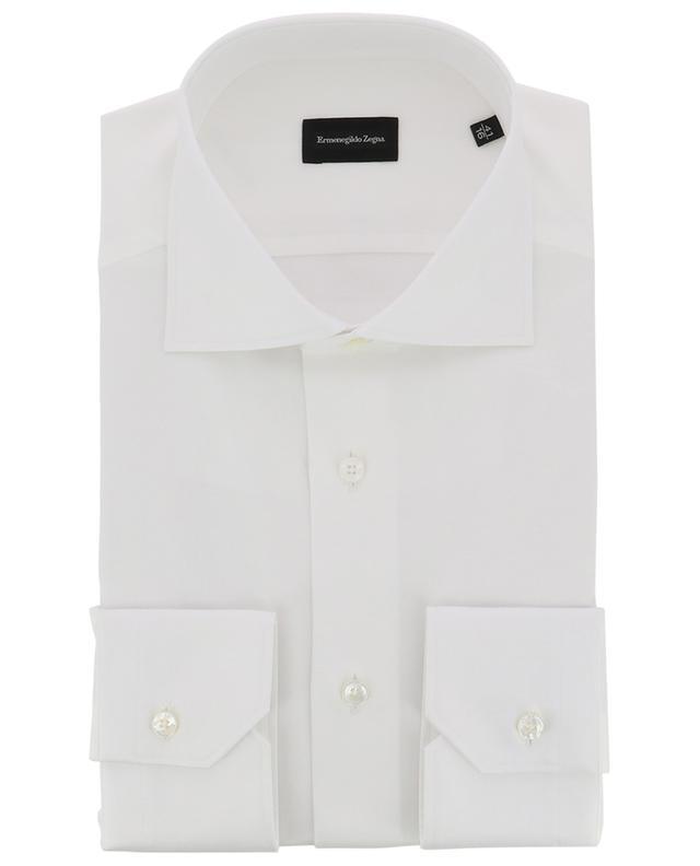 Milano thick cotton shirt ERMENEGILDO ZEGNA