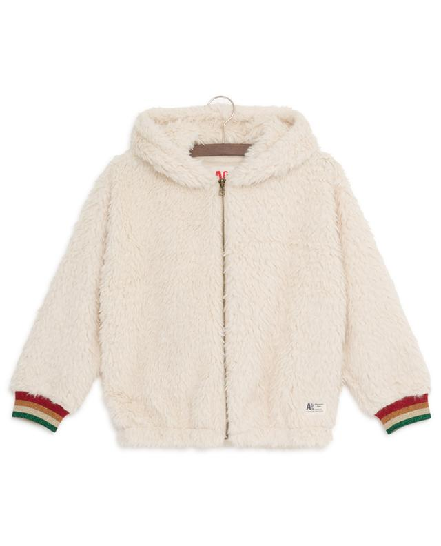 Faux fur jacket AO76