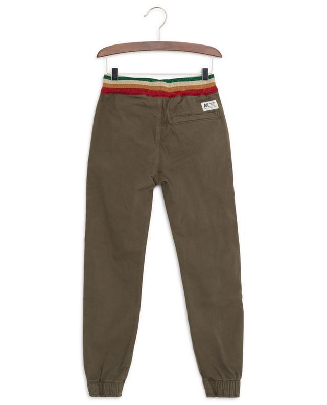 Pantalon en coton Lio AO76