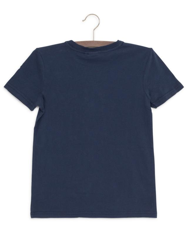 Cars print cotton T-shirt AO76