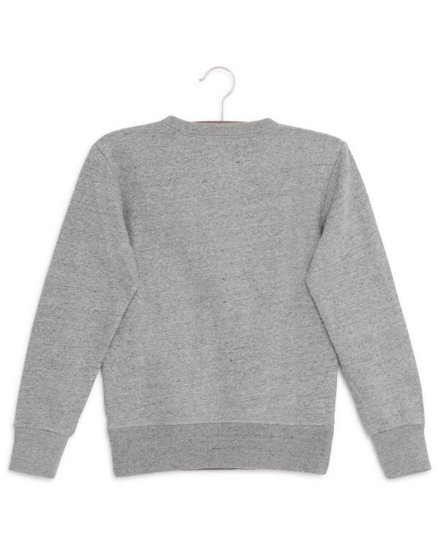 AO76 printed cotton sweatshirt AO76