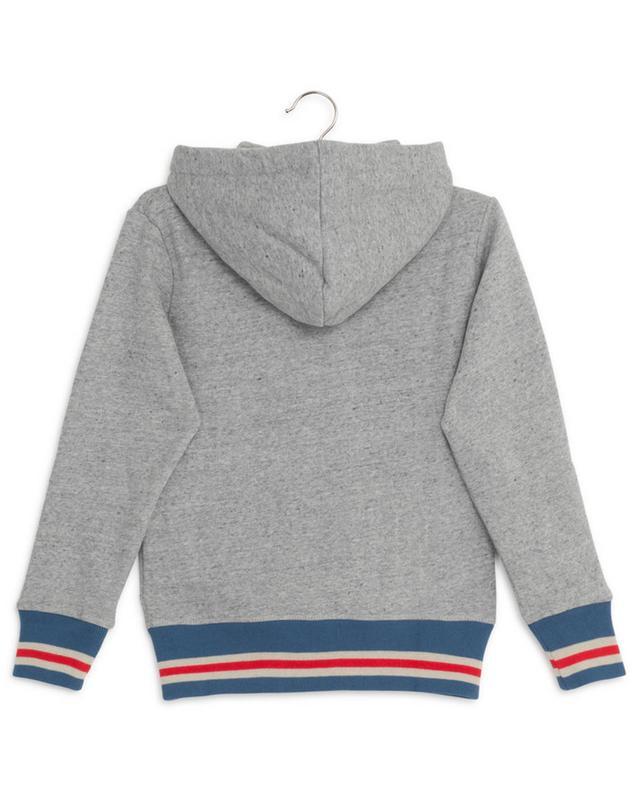 Cotton fleece hoodie AO76
