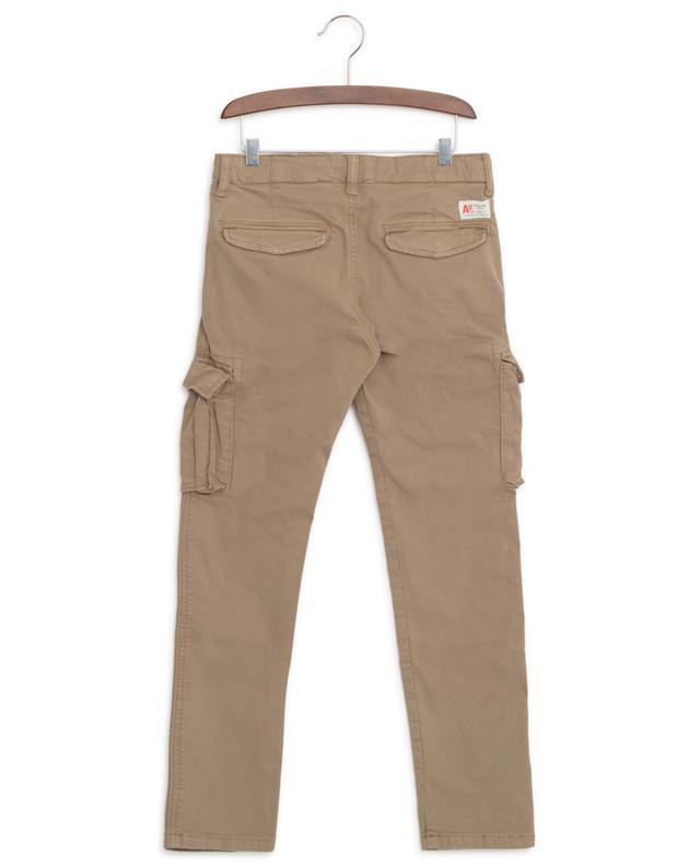 Pantalon treillis en coton John AO76