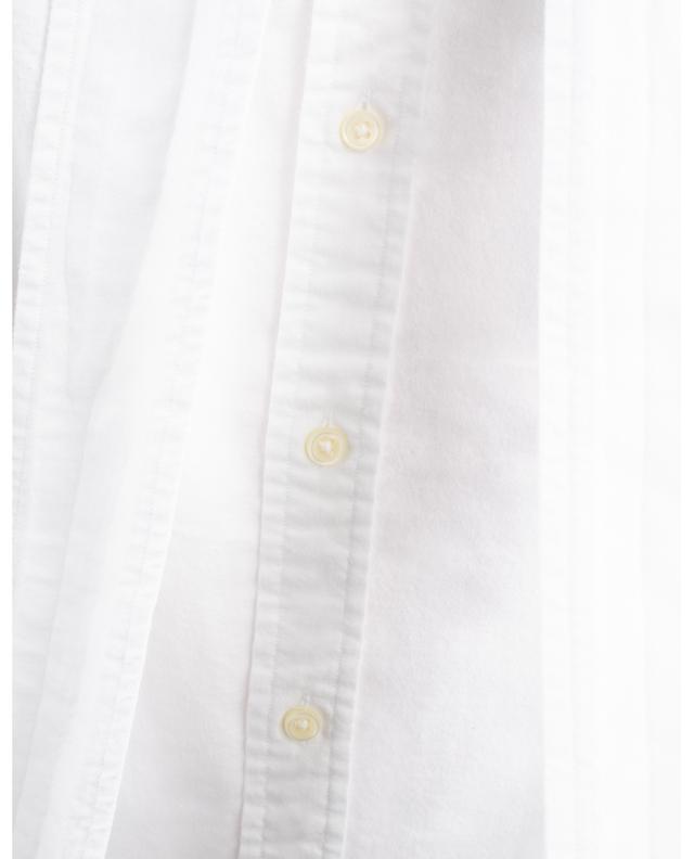 Chemise col lavallière en coton épais POLO RALPH LAUREN