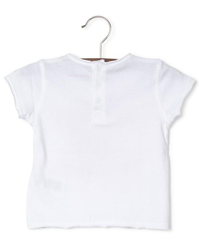 T-shirt bébé imprimé Art is Truth avec cristaux Boxy ZADIG & VOLTAIRE